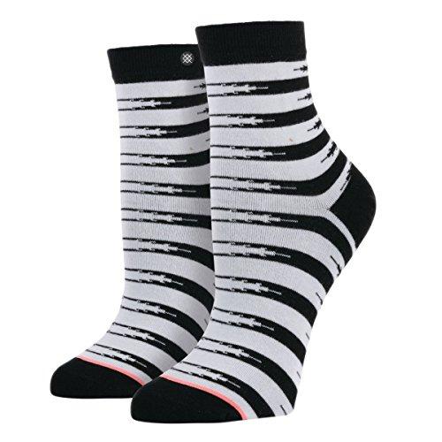 Lowrider Womens Socks (STANCE Women's Lowrider Squaw Socks, Black, One)