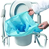 MTS Medical Supply 650-12 Sani-Bag, Commode Liner, 12 Count