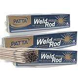 Welding Electrode Rod 7018-1/8 Stick Arc High Tensile Steel Structural Lot 3