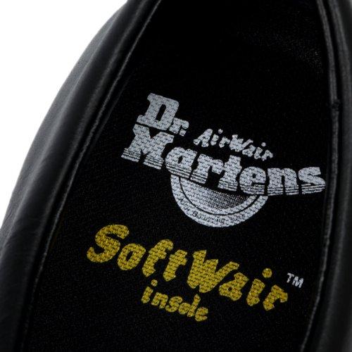 Dr. Martens Drmartens Hombres Andre Black