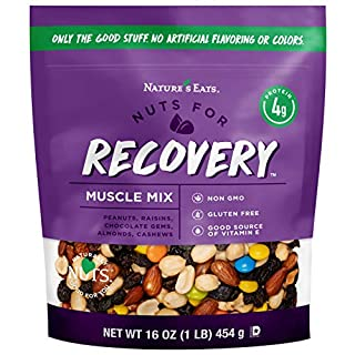 Nature's Eats Nuts for Recovery Trail Mix, 16 oz