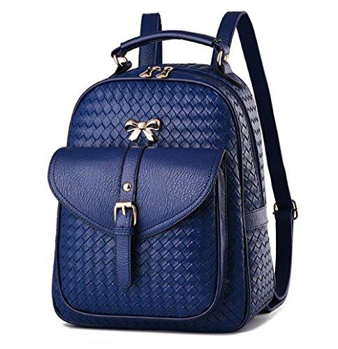 24 décontracté Sac souple dos cuir à sac 13 multifonctionnel sac des PU à 32cm de la en mode femmes main qT7Aqg