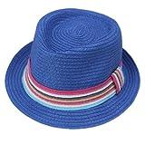 JTC Men Women Straw Sunhat Beach Cap Prop Outfit 4Design (HAK5)