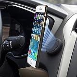 Soporte magnético para celular – imán adhesivo para detener tu smartphone en tu auto sin bloquear rejilla de ventilación – escritorio, cocina – para Iphone, Samsung, LG, Sony, Huawei y cualquier otro Smartphone - maneja con seguridad – garantía 1 año