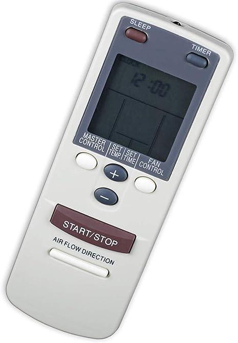 Botma Mando a distancia para el acondicionador de aire Fujitsu AR-AB10 AR-AB9 AR-AB24 AR-AB8
