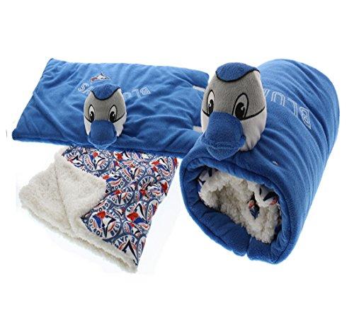 Toronto Blue Jays Pillow Blue Jays Travel Pillow