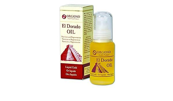 Silicium España El Dorado Oil (Aceite De Chia) 50Ml. 50 ml ...
