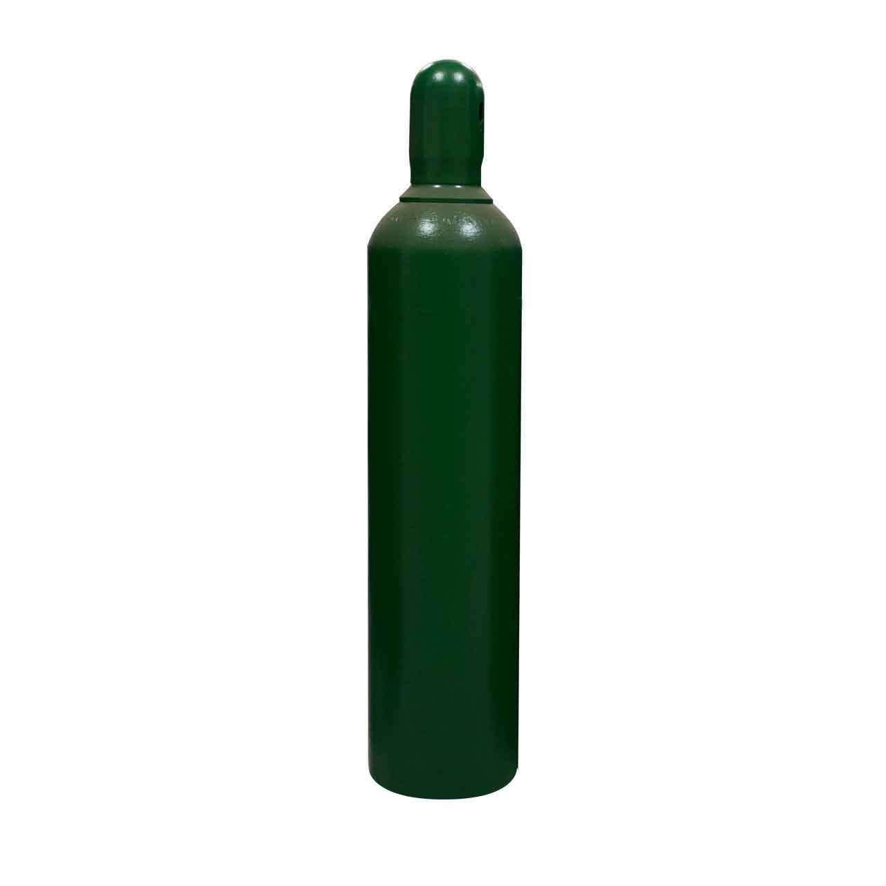80 cu/ft Oxygen Welding Gas Cylinder Tank CGA 540 - EMPTY Weldfabulous