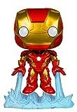 Figurine Pop ! Marvel 66 - Avengers : L'Ère d'Ultron - Bobble-Head Iron Man Mark 43