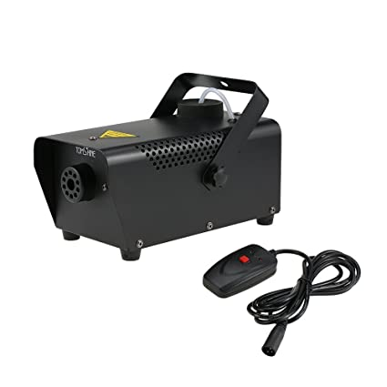 halloween lighting effects machine. Tomshine 400W Portable Fog Machine For Halloween Party Wedding Stage Effect - Aluminum Casing Wired Lighting Effects