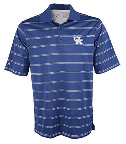 - University of Kentucky Men's Deluxe Polo Shirt (medium)
