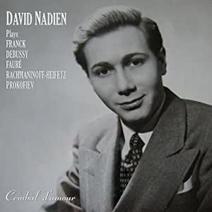 The Legendary Violinist David Nadien With A Rare Colaboration With The Great Violinist Ruggiero Ricci