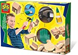 wood and nails toy kit - SES Creative Woodwork Building Set