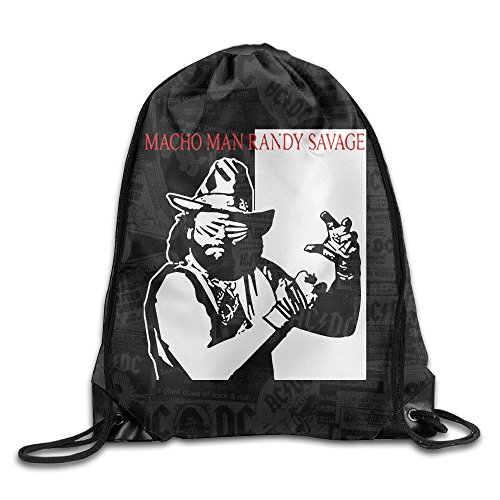 TEEMO Macho Men Randy Savage Port Bag Drawstring - Yeah Sunglasses