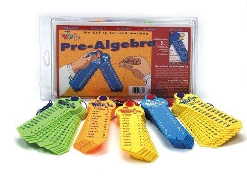 promociones emocionantes Learning Wrap-Ups, Pre-Algebra Intro Kit Juego Juego Juego by Learning Wrap-Ups  precios ultra bajos
