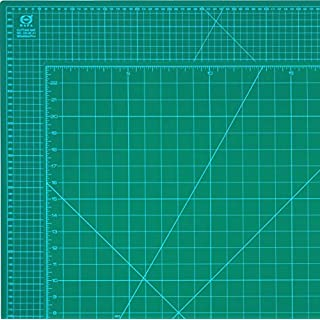 """DAFA Professional 36"""" x 24"""" Self-Healing, Double-Sided Cutting Mat, Rotary Blade Compatible, (36x24), (24x18), (18x12), (12x9) Sizes, for Sewing, Quilting, Arts & Crafts"""