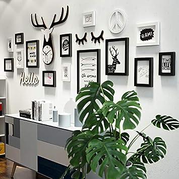 Salon décoration de style scandinave créatif salon de thé au ...