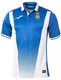 2017-2018 Espanyol Joma Home Football Shirt