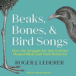 Beaks, Bones and Bird Songs Audiobook