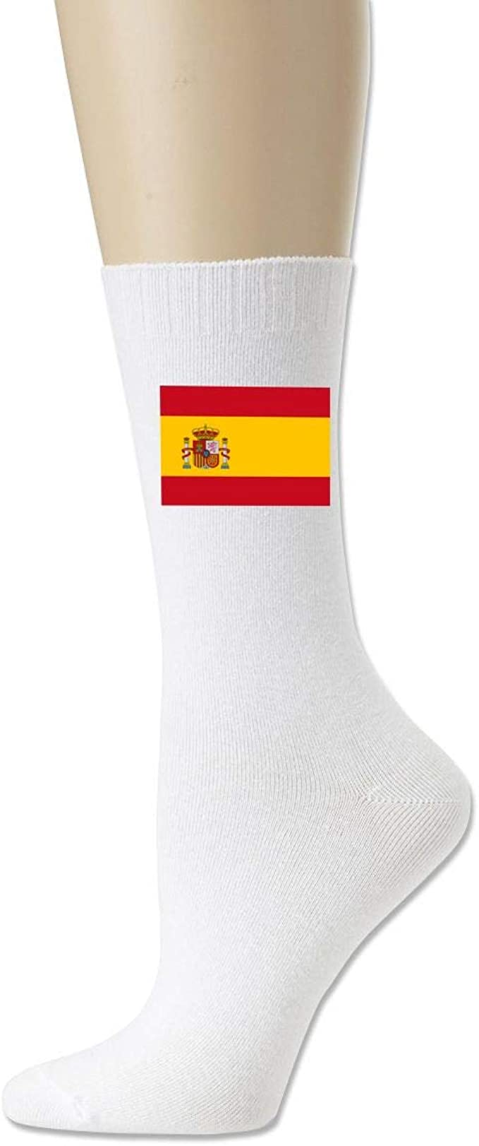 90ioup - Calcetines unisex de algodón, diseño de la bandera de ...