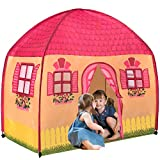 Toysical Play Tent for Girls - Indoor Playhouse