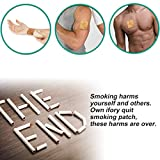 ifory 35 Pcs Nicotine Patches, Stop Smoking Aids