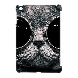 Diyphonecasecase Store Design Funny Mega Space Glasses Cat Ipad Mini Best Hard Case Cover.. by ruishername