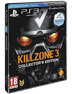 Killzone 3 collector's edition game ps3: amazon. Co. Uk: pc & video.