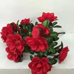 Skyseen-5PCS-Artificial-Azalea-Flower-Fake-Rhododendron-Simsii-Floral-Bouquet-for-Home-DecorationRed