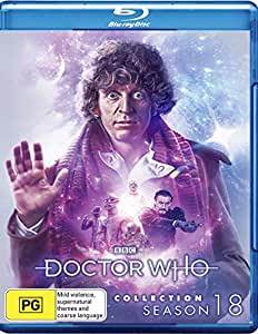 Doctor Who: Classic S18 (BD Ltd)