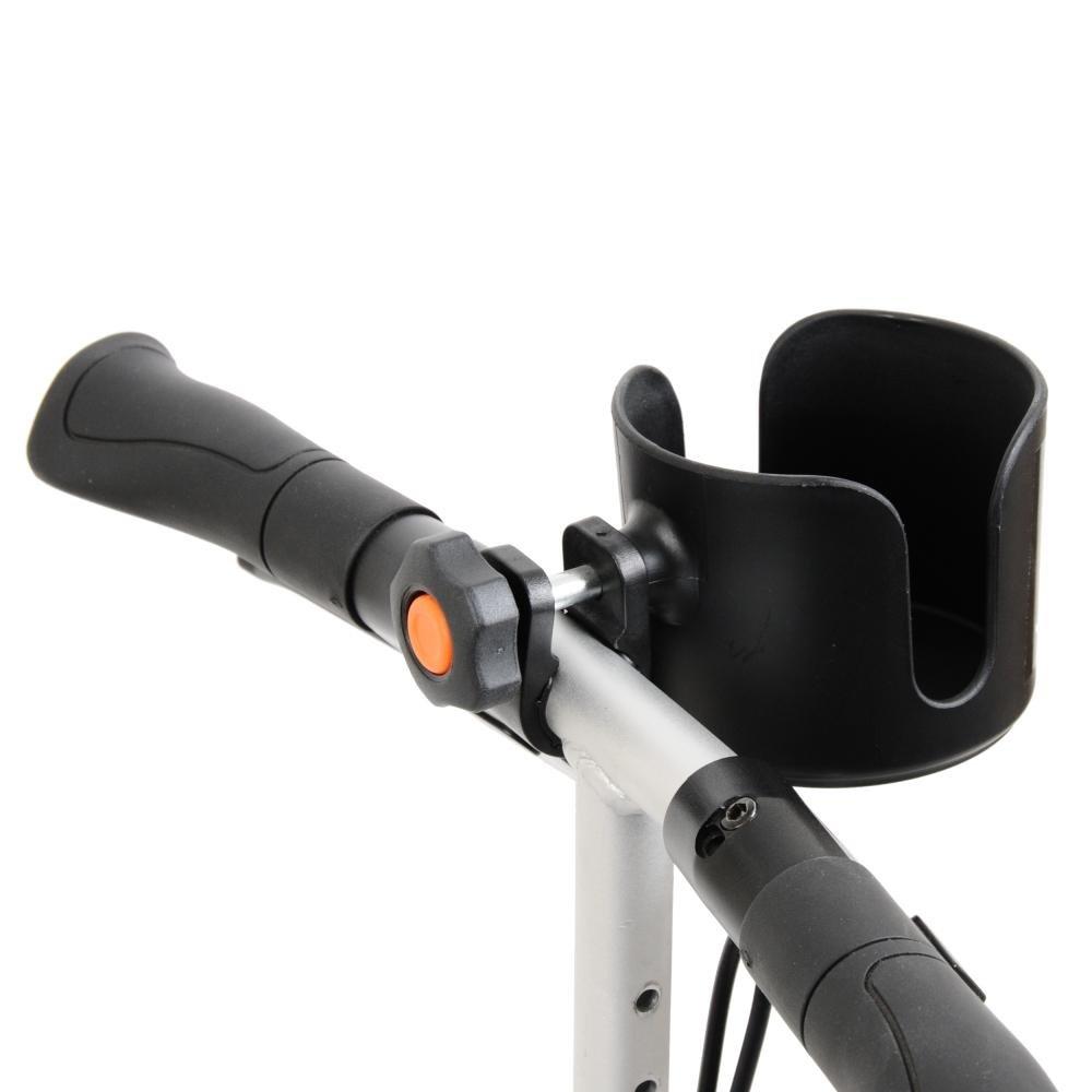 Portavasos para sillas de ruedas, rodillos, marcos de senderismo, bicicletas, rodilleras, patinetes de rodilla: Amazon.es: Salud y cuidado personal
