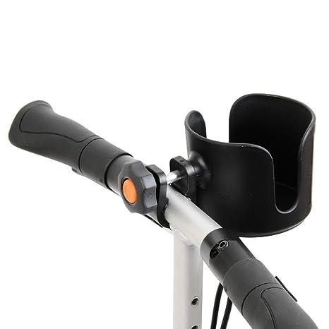 Portavasos para sillas de ruedas, rodillos, marcos de senderismo, bicicletas, rodilleras,