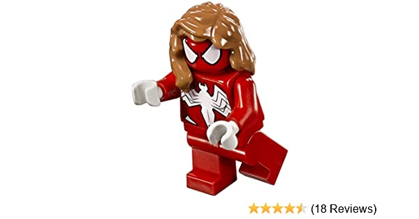 Genuine Lego Marvel Super Heroes Spider Girl Woman NEW OPENED From Set 76057