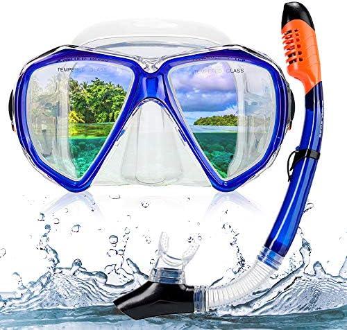 HUBO SPORTS Resistant Leak Proof Snorkeling
