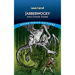 Jabberwocky-and-Other-Poems-Dover-Thrift-Editions-Paperback--1-July-2001