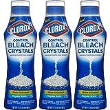 Clorox Control Bleach Crystals, Regular, 72 Ounces