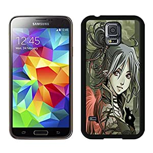 Popular Designed Case With Blackcat Cover Case For Samsung Galaxy S5 I9600 G900a G900v G900p G900t G900w Black Phone Case CR-072
