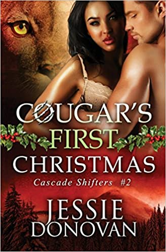 Book Cougar's First Christmas: A Cascade Shifters novella