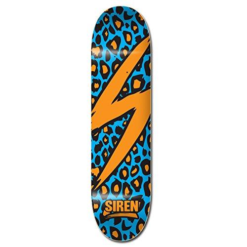 週間売れ筋 Siren Complete Team Leopard Caster Board Board Skateboard, Complete Team 21cm, Orange B00KT8X67M, エディオン:b6462bdc --- a0267596.xsph.ru