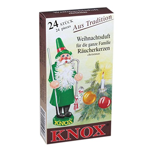 Boxes German Incense Cones - Christmas Scent