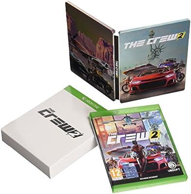 The Crew 2 - Steelbook Edition [Esclusiva Amazon] - Xbox One ...