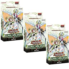 Konami Digital Entertainment Inc, is proud to bring you the newest release; Structure Deck Rokket Revolt. Outfit your dragonic arsenal with the latest technology in Structure Deck: Rokket Revolt! Varis' (also known as Revolver in the J...