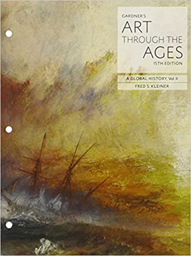 bundle gardners art through the ages a global history volume ii loose leaf version 15th lms integrated for mindtap art 2 terms 12 months printed access card
