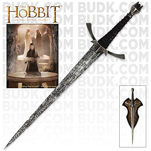 United Cutlery UC2990 'The Hobbit' Morgul Dagger Blade of the (Nazgul Witch King)