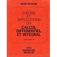 Théorie et applications du calcul différentiel et intégral
