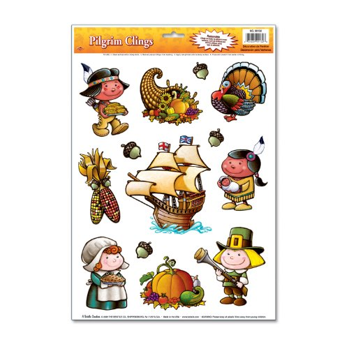Pilgrim Clings Party Accessory (1 count) -