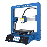 Anycubic i3 MEGA Printer 3d Touch Screen TFT 3.5 Inches with Large Print Size φ210x210x205 (Blue) from ANYCUBIC