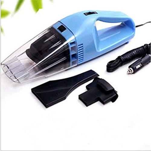 surreywhytel portátil coche vehículo auto carga Wet Dry Mini aspiradora de mano (azul): Amazon.es: Bricolaje y herramientas
