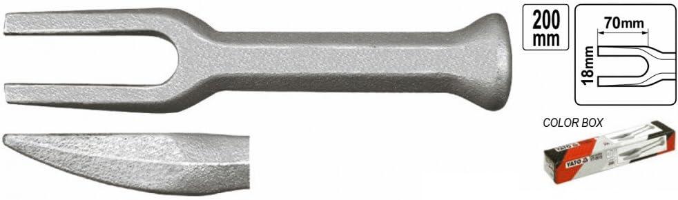 Montagegabel 200 Mm Trenngabel Kugelgelenk Abzieher 200mm Spurstangenkopf Kfz Baumarkt