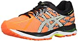 Cheap ASICS Men's Gel Cumulus 17 Lite Show Running Shoe, Hot Orange/Flash Yellow/Black, 6 M US